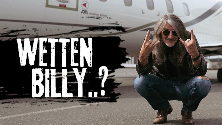 Wetten Billy...