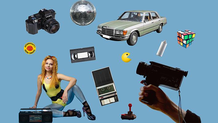 Was verbindet ihr mit den 80ern?