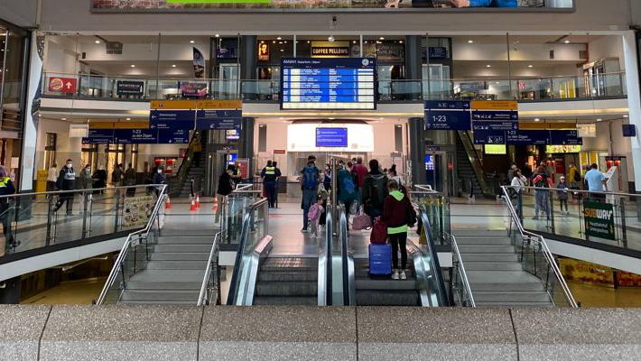 Miniserie: Mikrokosmos Hauptbahnhof