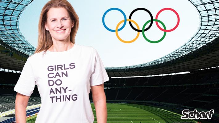 Die Olympia Fun Facts mit Katrin Müller-Hohenstein  