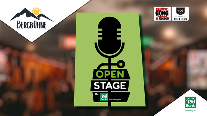 Open Stage - powered by PSD Bank Nürnberg