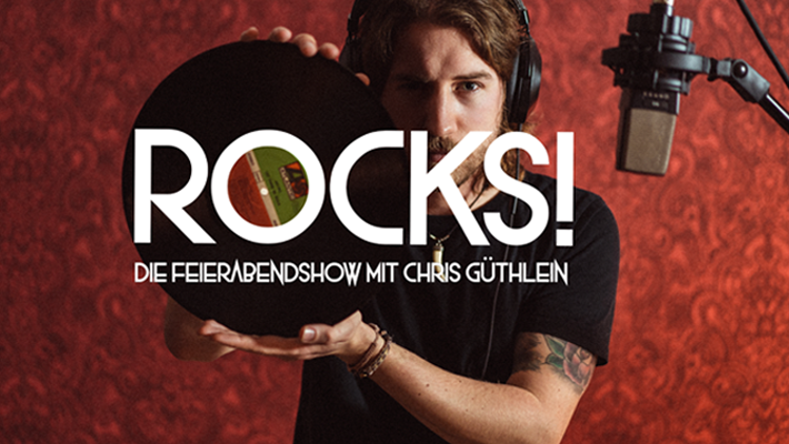 ROCKS! Die Feierabendshow mit Chris Güthlein