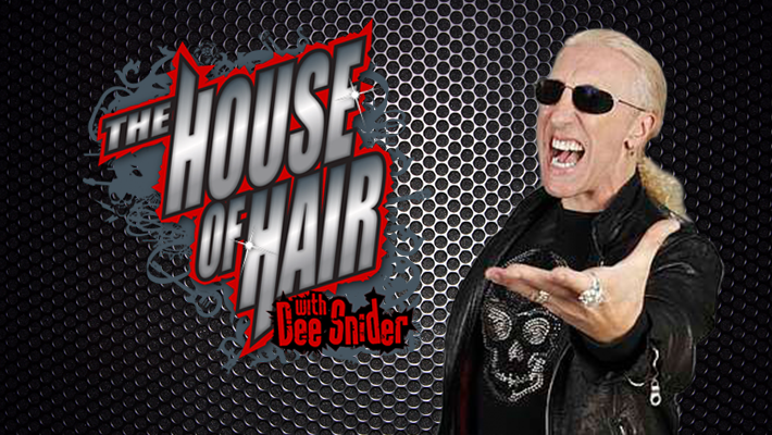 The House Of Hair mit DEE SNIDER