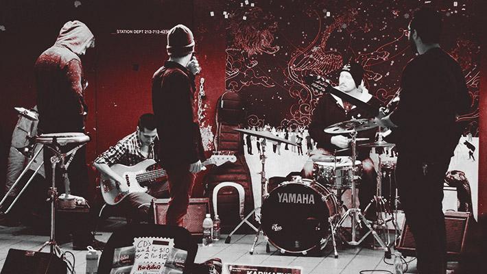 Band sucht Musiker*in