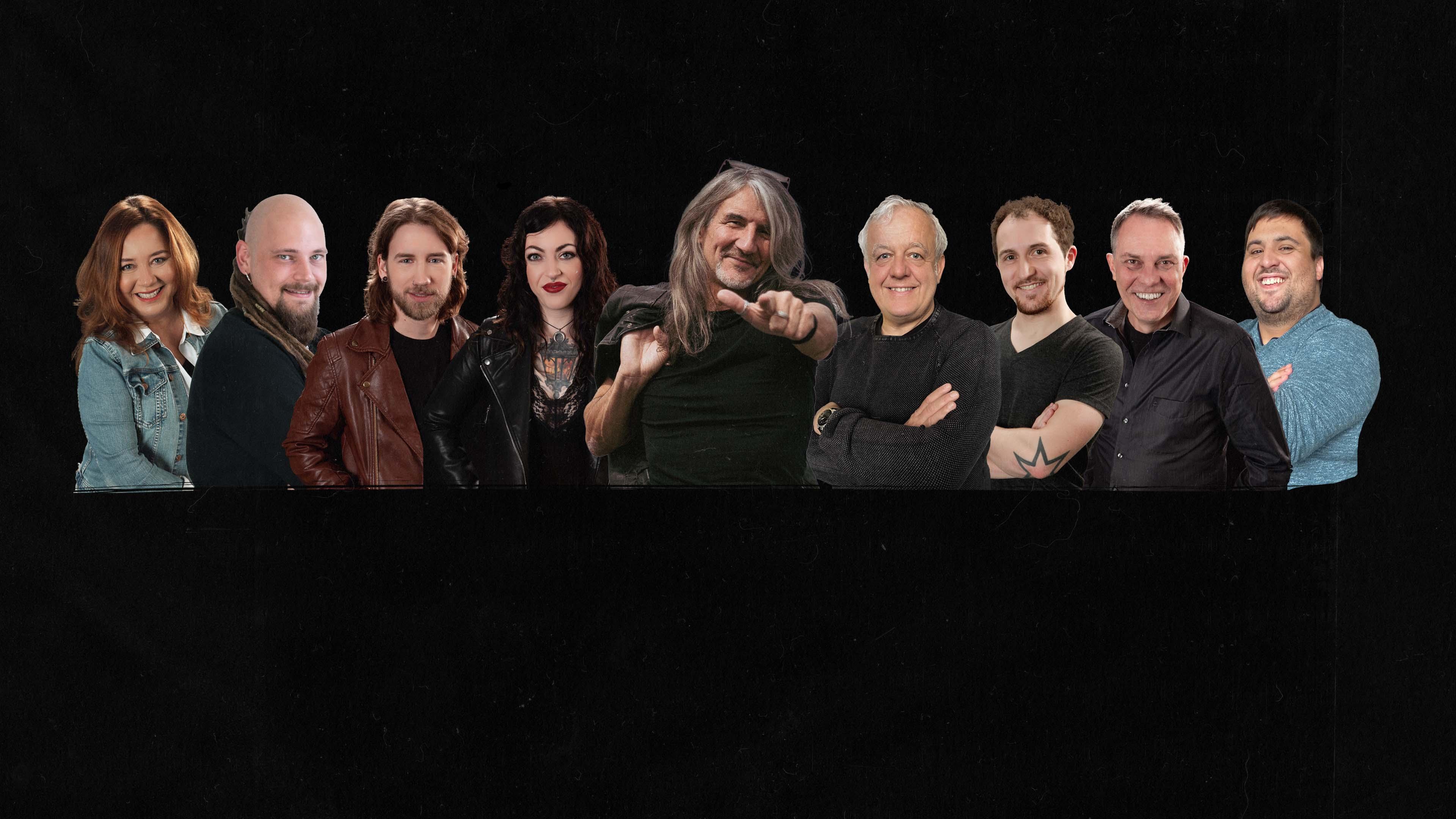 Das Team hinter der Show