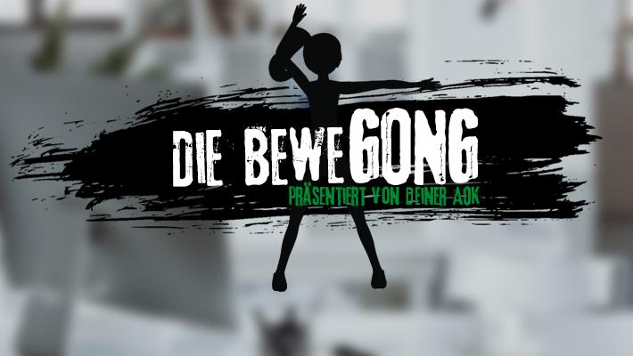 Die Bewegong - Fit halten am Arbeitsplatz